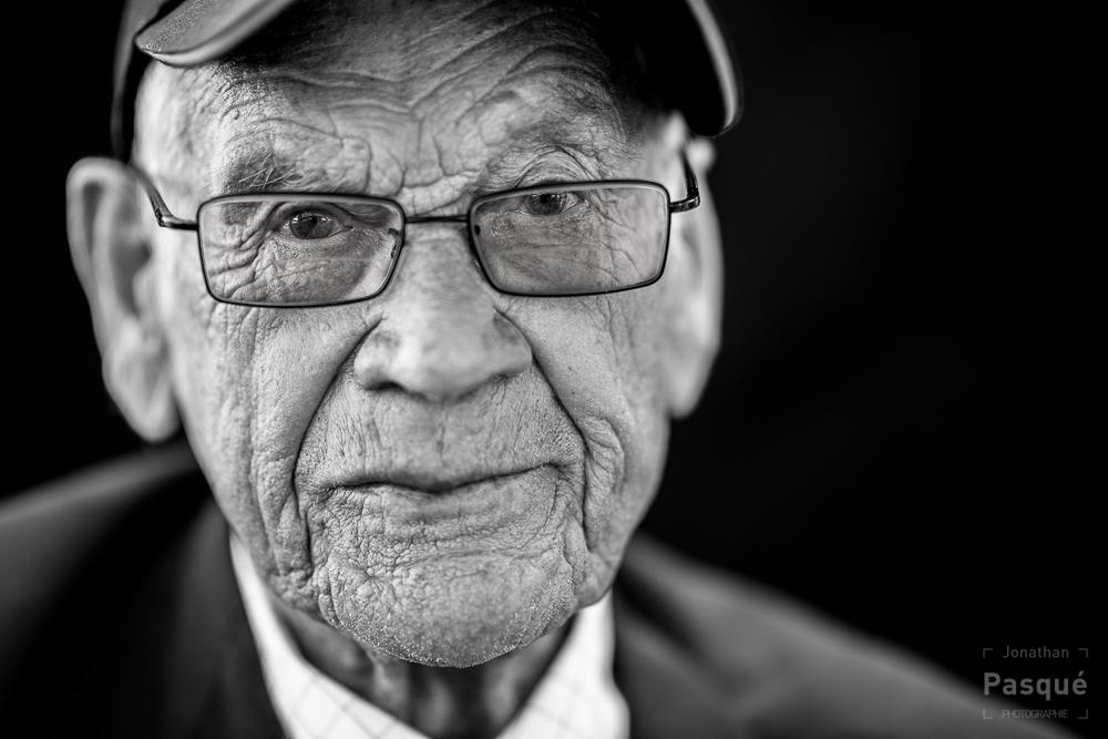 Johannes Hjertaker 92 ans