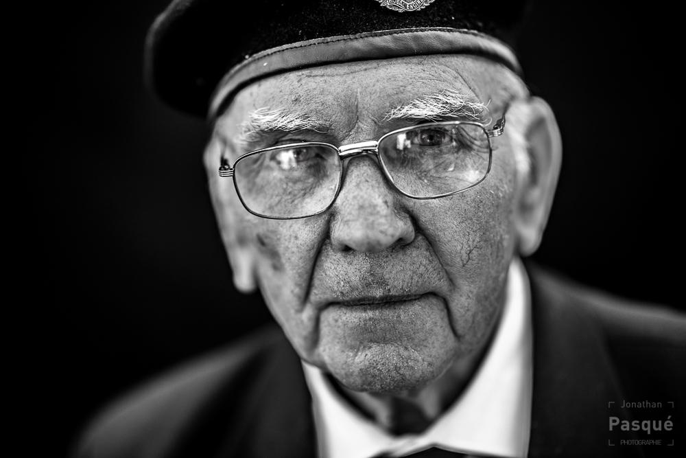 Vernon Parry 90 ans